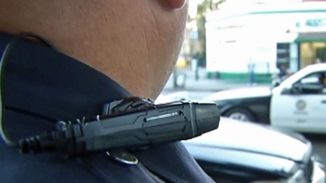 San Diego Police Roll Out Cop Cams For Officers