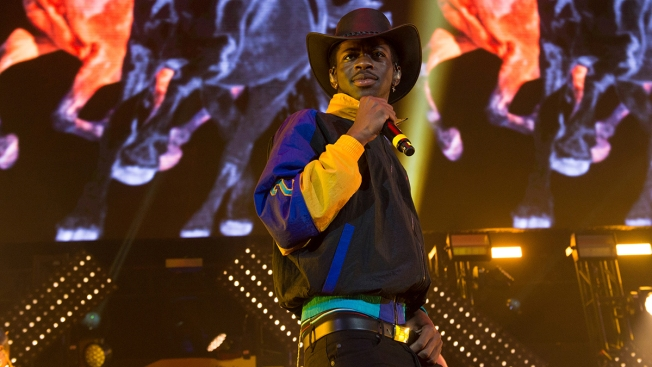 Country Music Fans Erupt for Lil Nas X at CMA Fest
