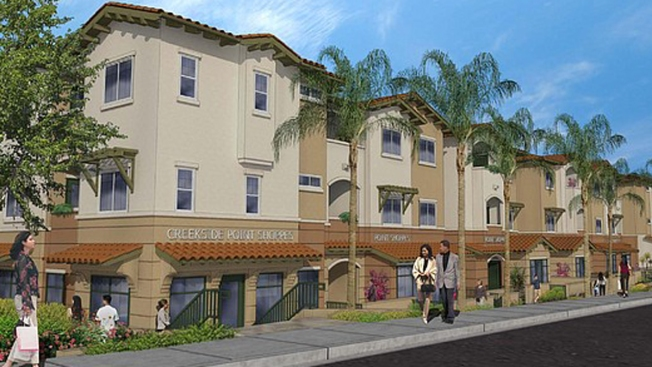 New $20 Million Apartment Project Underway In Chula Vista