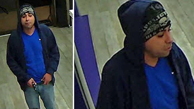 Man Sought in Wireless Phone Store Robberies