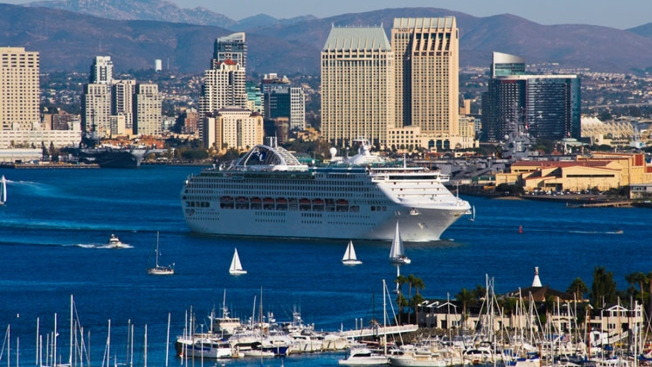 Port of San Diego's Cruise Season to Get Underway