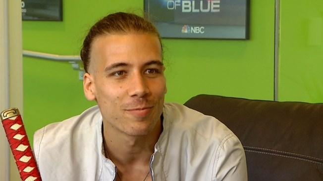 San Diego Resident Looks to Rise to Challenge on Telemundo's TV Competition 'Exatlon'