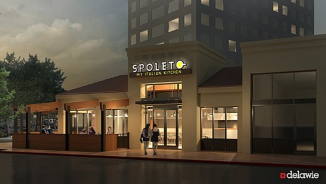 Italian Restaurant Chain Spoleto Plans Six Local Eateries