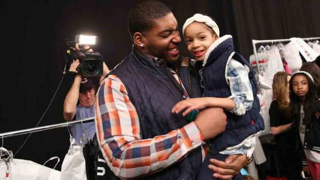 Bengals Devon Still Relieved About Daughter as Camp Opens