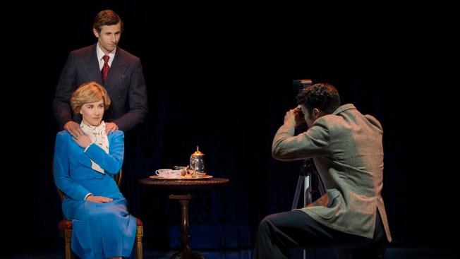 La Jolla Playhouse-Born 'Diana' Heads to Broadway Next Year