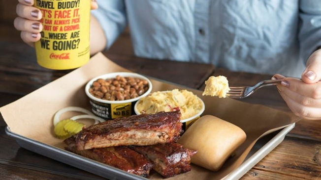 Dickey's Barbecue Pit to Open at SDSU
