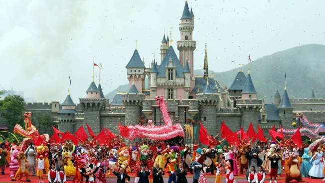 Disney to Open First Mainland China Resort in June