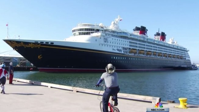 Disney Cruise Line to Sail From San Diego to Mexico