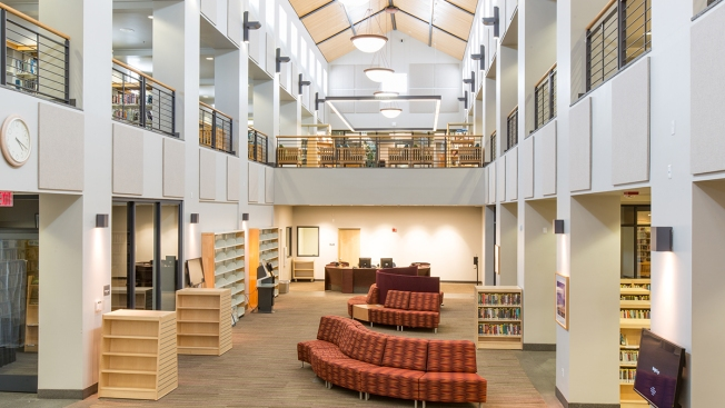 Carlsbad Debuts Renovated, Modern City Library