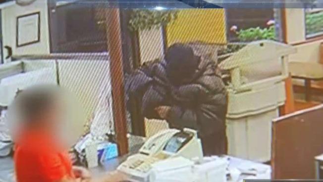 Man at Drive-Thru Shoots Restaurant Robbery Suspect