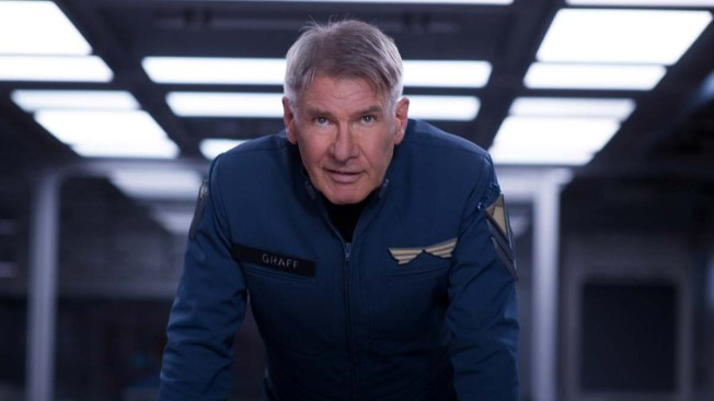 "Harrison Ford: Reluctant ""Icon"""