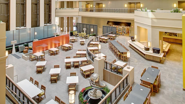 Embassy Suites Gets Sweet Upgrade