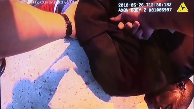 DA Releases Video of Earl McNeil's Detention by National City Police