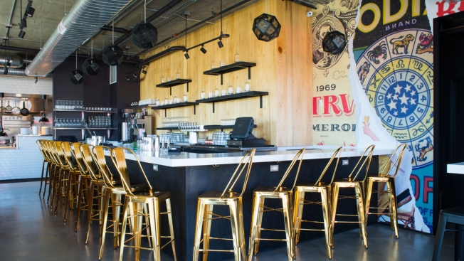 Eater San Diego: TRUST Opens in Hillcrest, 'Bizarre Foods' Films Locally