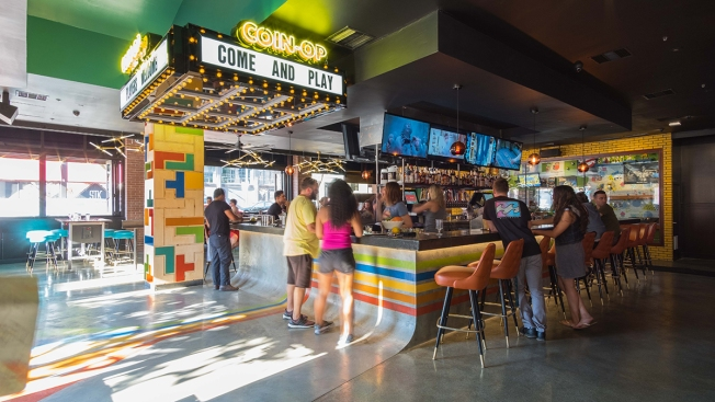 Eater San Diego Coin Op Game Room Opens In Gaslamp Quarter Nbc 7