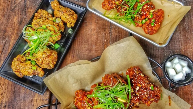 Eater San Diego: Korean Fried Chicken Has Arrived