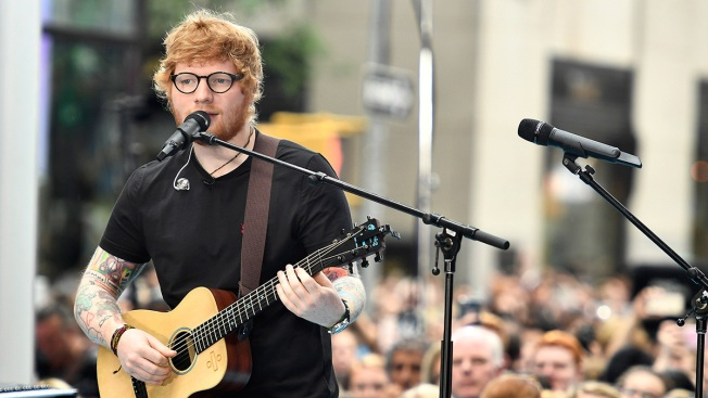 $10K Donation Made to Rady Children's Hospital on Behalf of Grammy Winner Ed Sheeran