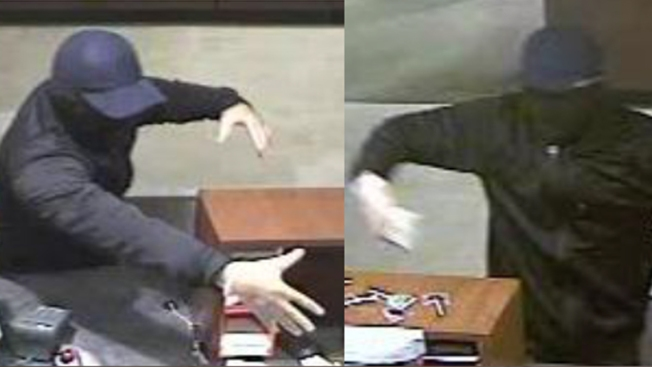 'El Chaparrito' Bandit Sought in 8 Bank Robberies