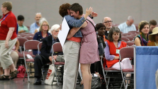 Anglican Communion Suspends U.S. Episcopal Church Over Same-Sex Marriage