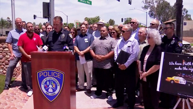Escondido Police Team Up With Religious Groups to Stop DUIs