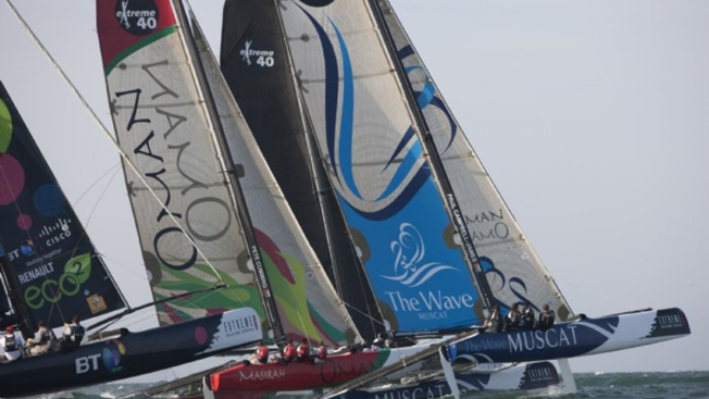 San Diego Chosen to Host Extreme Sailing Series in 2017