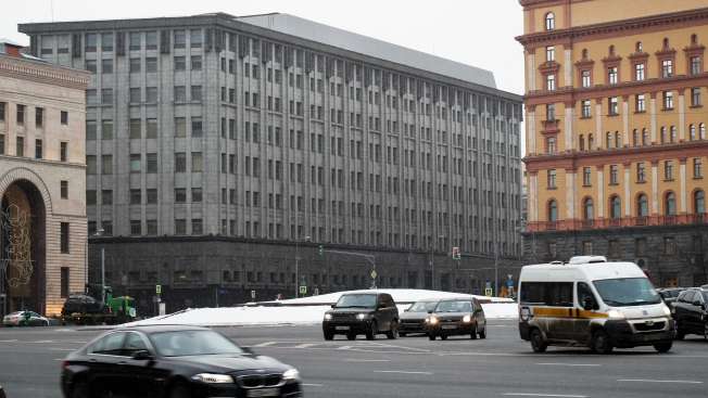 "Russia: ""American Detained During 'Spying Action'"""