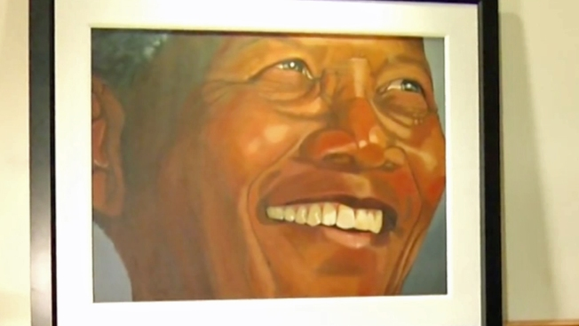 San Diegans Saddened by Mandela's Death