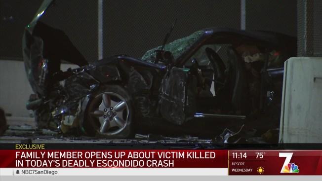 Speeding Driver Exiting I-15 Hits Sedan, Killing Passenger