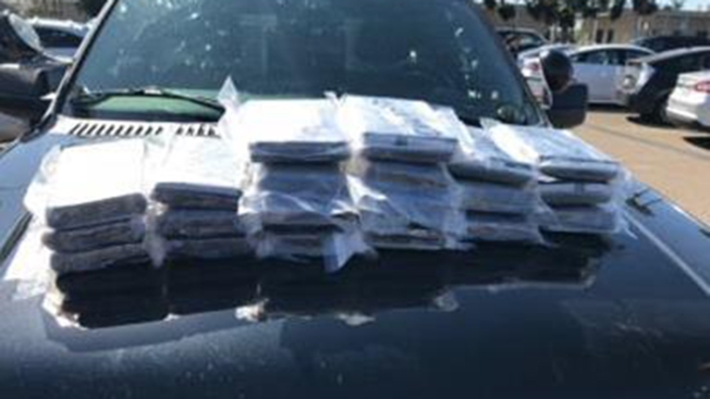 $1 5M in Fentanyl Found in Couple's Car in South San Diego