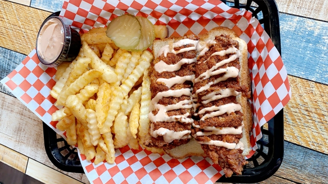 Eater San Diego: Nashville Hot Chicken Chain Debuts in City Heights
