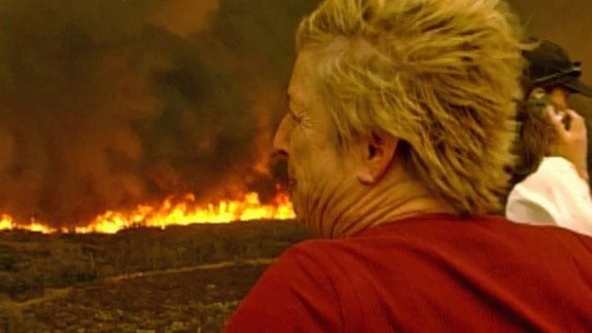 San Diegans Share Memories of Cedar Fire