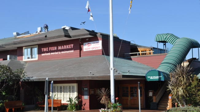 Top of the Market Reopening After Post-Fire Renovation