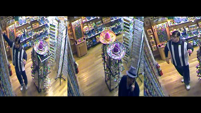 Burglar Targets Old Town Store, Cuts Wires to Alarm System