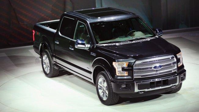 Ford Recalls 271,000 Pickup Trucks Over Leaking Brake Fluid