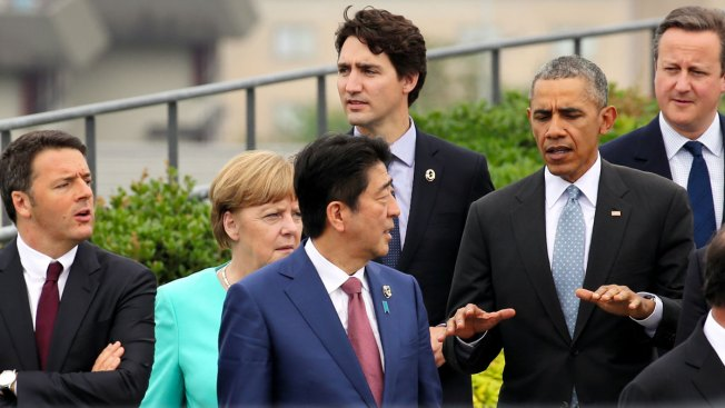 G7 Leaders Pledge Action to Tackle Issues Affecting Global Growth