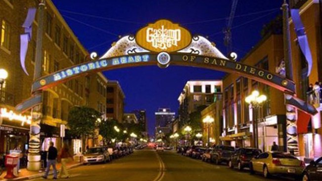 Lovely The California Earthquake Risk Is Real, Hereu0027s What You Need To Know. Gaslamp  Quarter