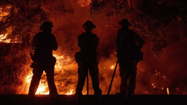 LIST: California's 10 Largest Wildfires