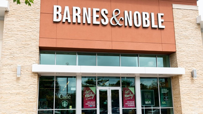 Book Selling Giant Barnes and Noble Sold for $476 Million