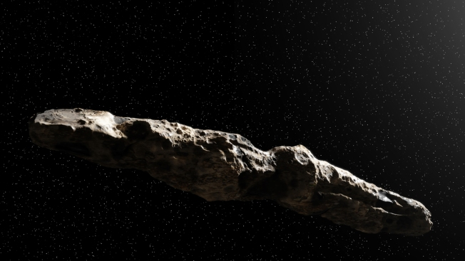 Scientists Say Mysterious 'Oumuamua' Object Could Be an Alien Spacecraft