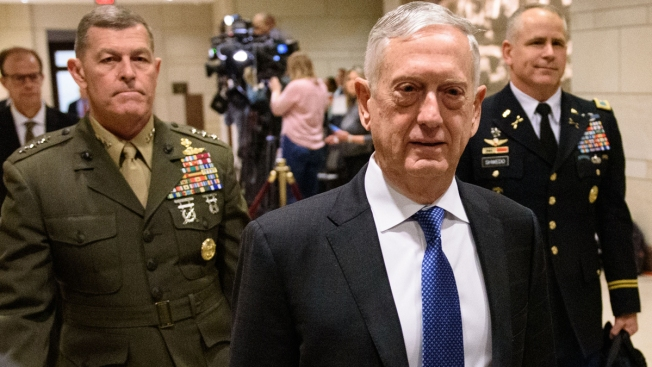 Leaving Pentagon, Mattis Urges Workers to 'Keep Faith' in US