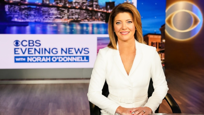 CBS News' Norah O'Donnell Caught on Hot Mic Talking About Sex Harassment