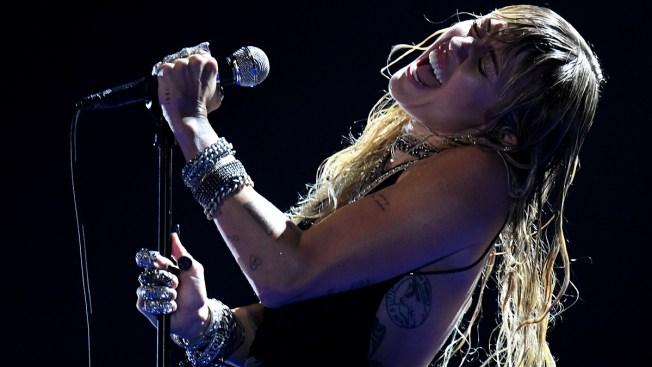 Miley Cyrus Nails Breakup Anthem 'Slide Away' at 2019 MTV VMAs