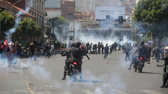 Evo Morales' Backers Leaving Barricades After Bolivia Deal