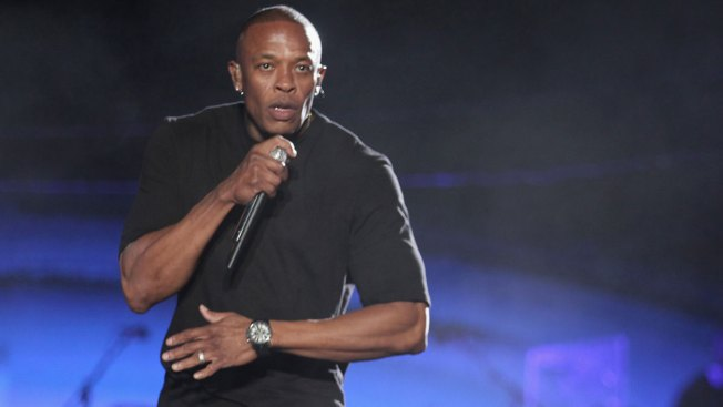 Rapper Dr. Dre: 'I Apologize to the Women I've Hurt'