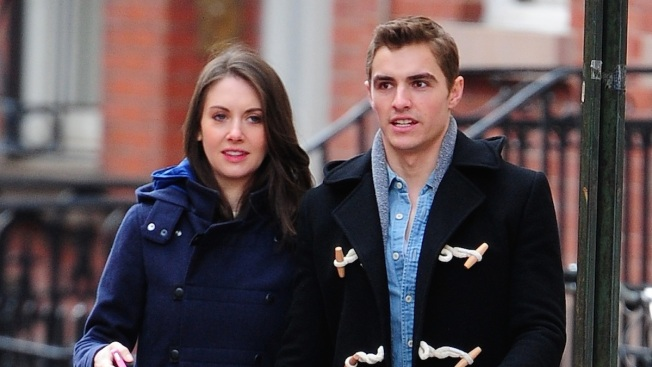 Dave Franco and 'Mad Men' Star Alison Brie Wed