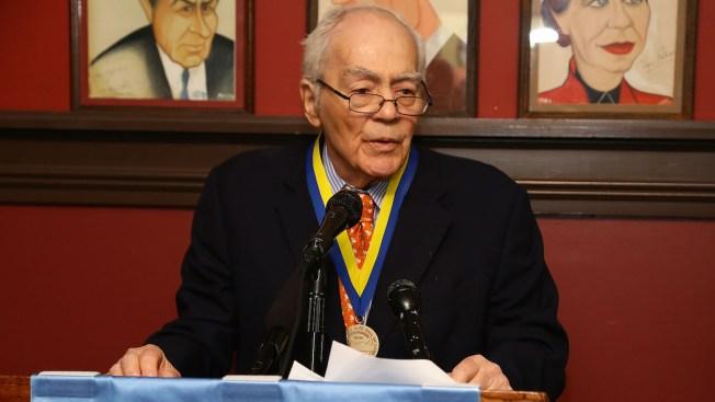 Famed New York Columnist Jimmy Breslin Dies