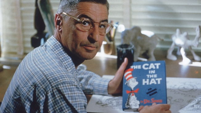 On Read Across America Day, Kids 'Celebrate the Power of Reading' – and Dr. Seuss, of Course