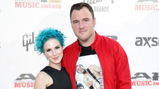 Paramore's Hayley Williams and Chad Gilbert Announce Split