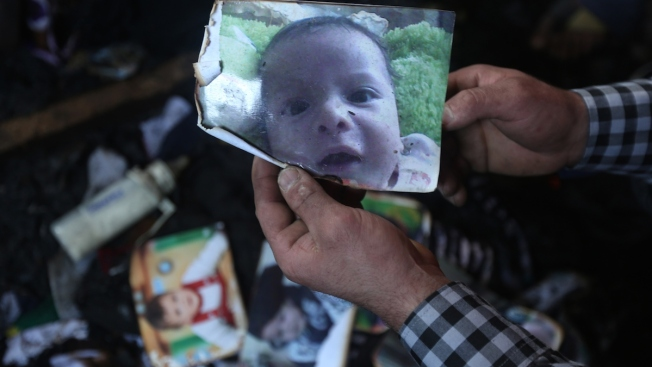 Israel Charges 2 in Arson Attack That Killed a Palestinian Toddler