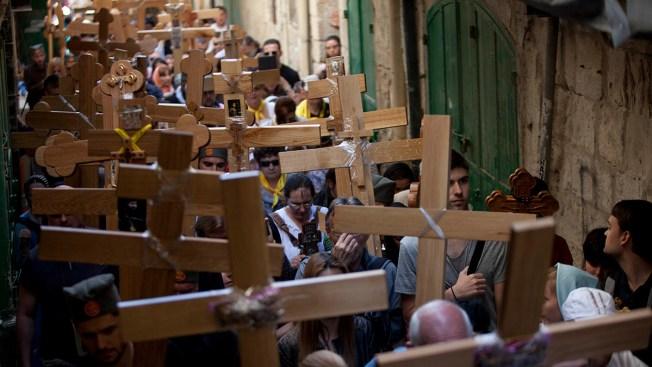 Jesus May Not Have Walked Jerusalem's Via Dolorosa: Scholars